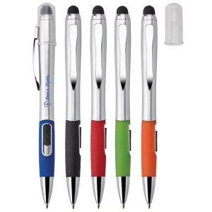 Ophelia 3-in-1 Ballpoint Pen/Stylus With Backlight