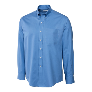 Cutter & Buck Long-Sleeved Epic Easy Care Fine Twill Men's Shirt