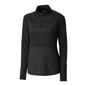 Cutter & Buck Ladies' DryTec Pennant Sport 3/4-Zip