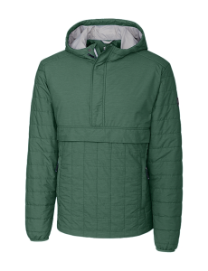 Cutter & Buck Men's Rainer Half Zip Jacket