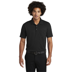 Sport-Tek® PosiCharge® RacerMesh Pocket Polo