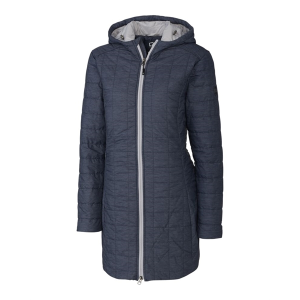 Cutter & Buck Ladies' Rainer Long Jacket